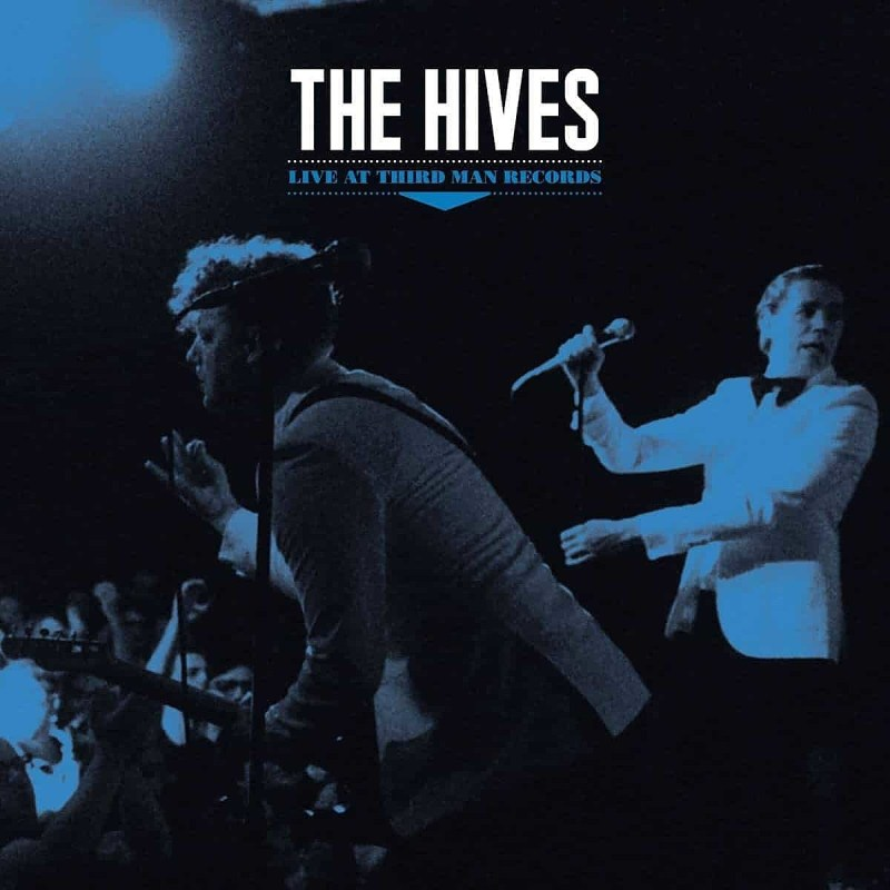 News – The Hives – Live At Third Man Records