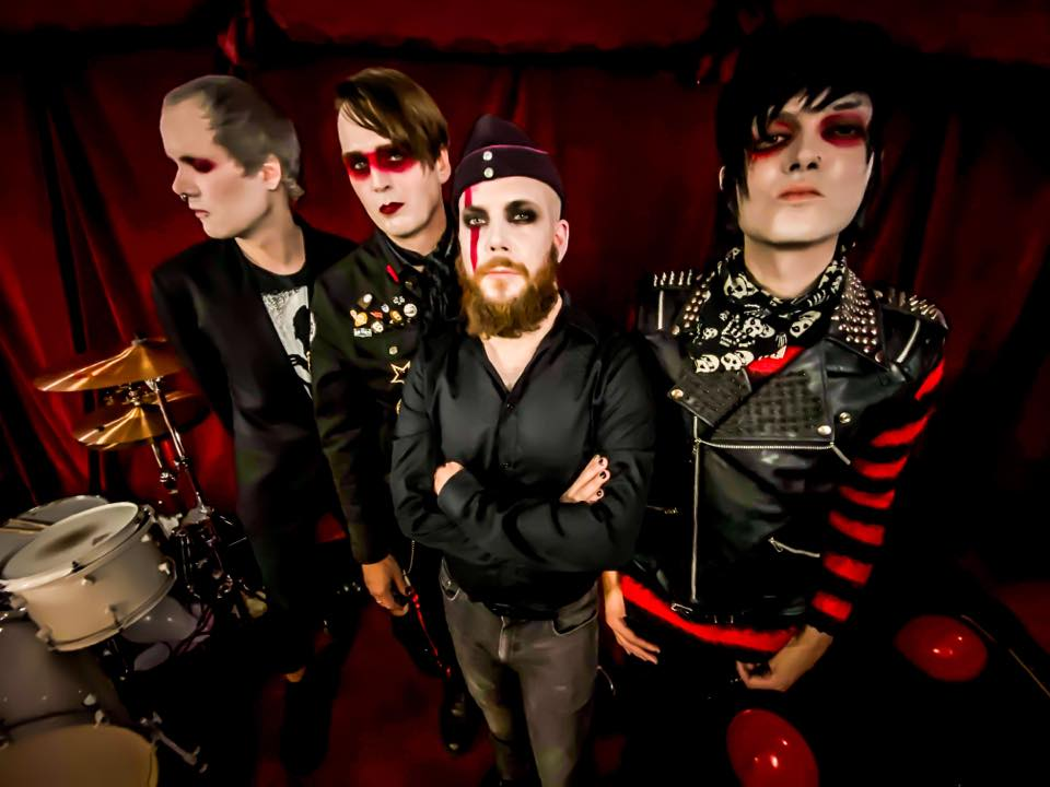 News – Then Comes Silence – Devil – Red Box Sessions