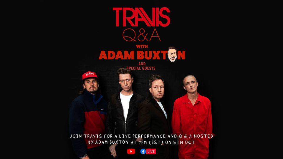 News – Travis – 10 Songs – Q&A with Adam Buxton