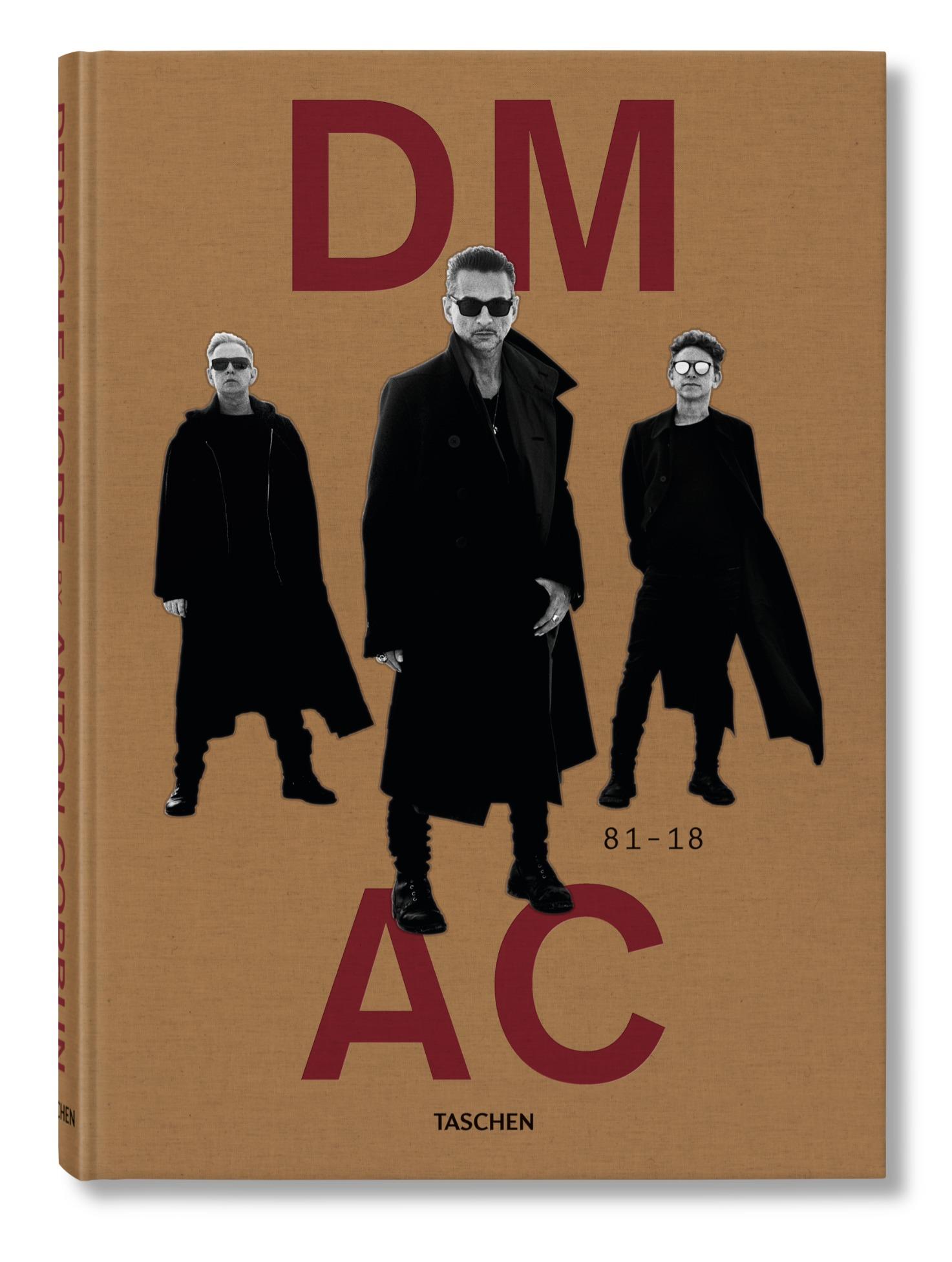 News Littéraires – Depeche Mode by Anton Corbijn
