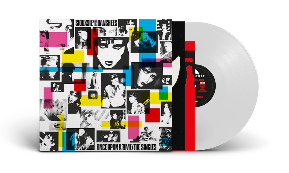 News – Siouxsie And The Banshees – Once Upon A Time / The Singles