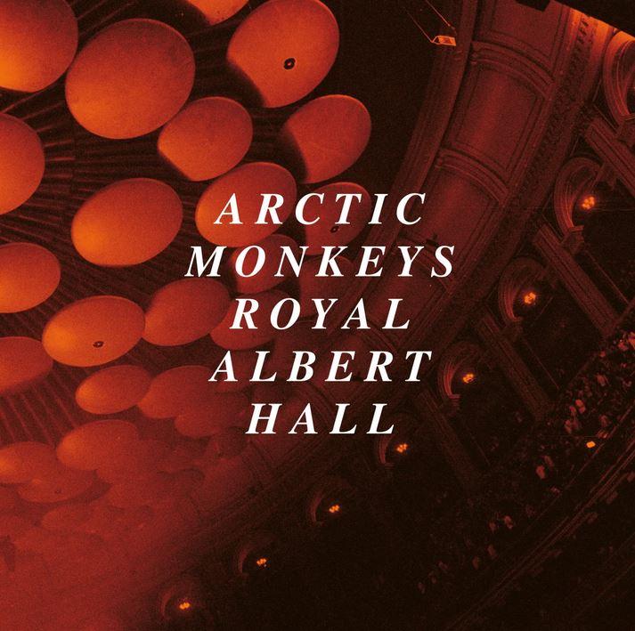 News – Arctic Monkeys – Live At The Royal Albert Hall