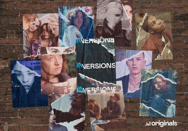Playlist Découvertes – InVersions – Deezer Originals