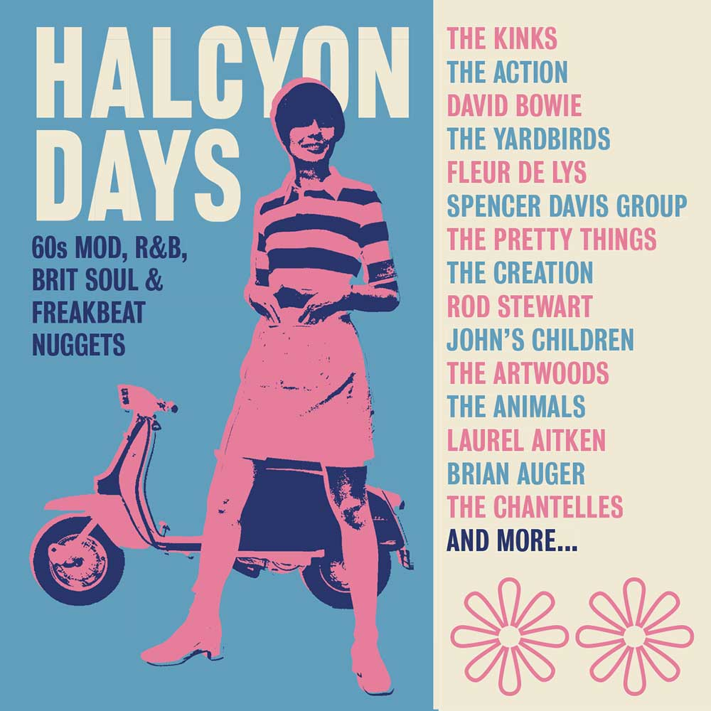 News – Strawberry – Halcyon Days: 60s Mod, R&B, Brit Soul & Freakbeat Nuggets.