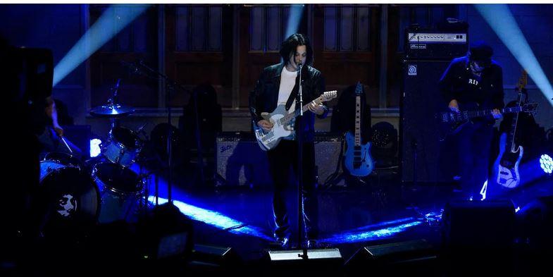 Le Live de la semaine – Jack White – Saturday Night Live