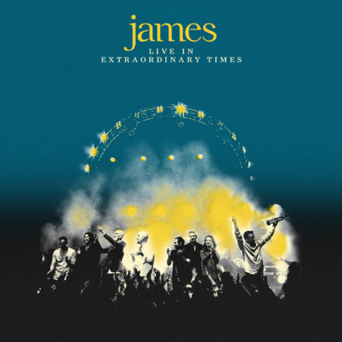 News – James – Live in Extraordinary Times