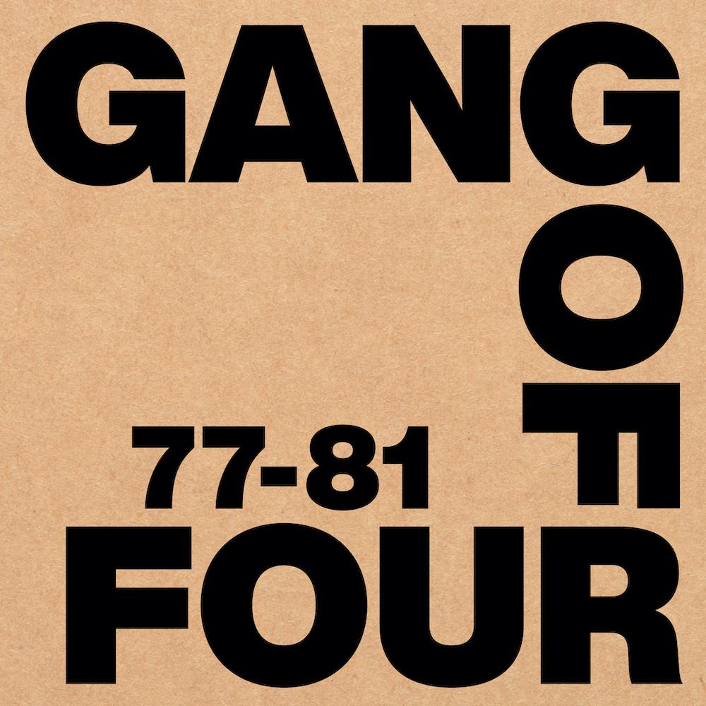 Post-punk shivers – Gang of Four 77-81 – Boxset