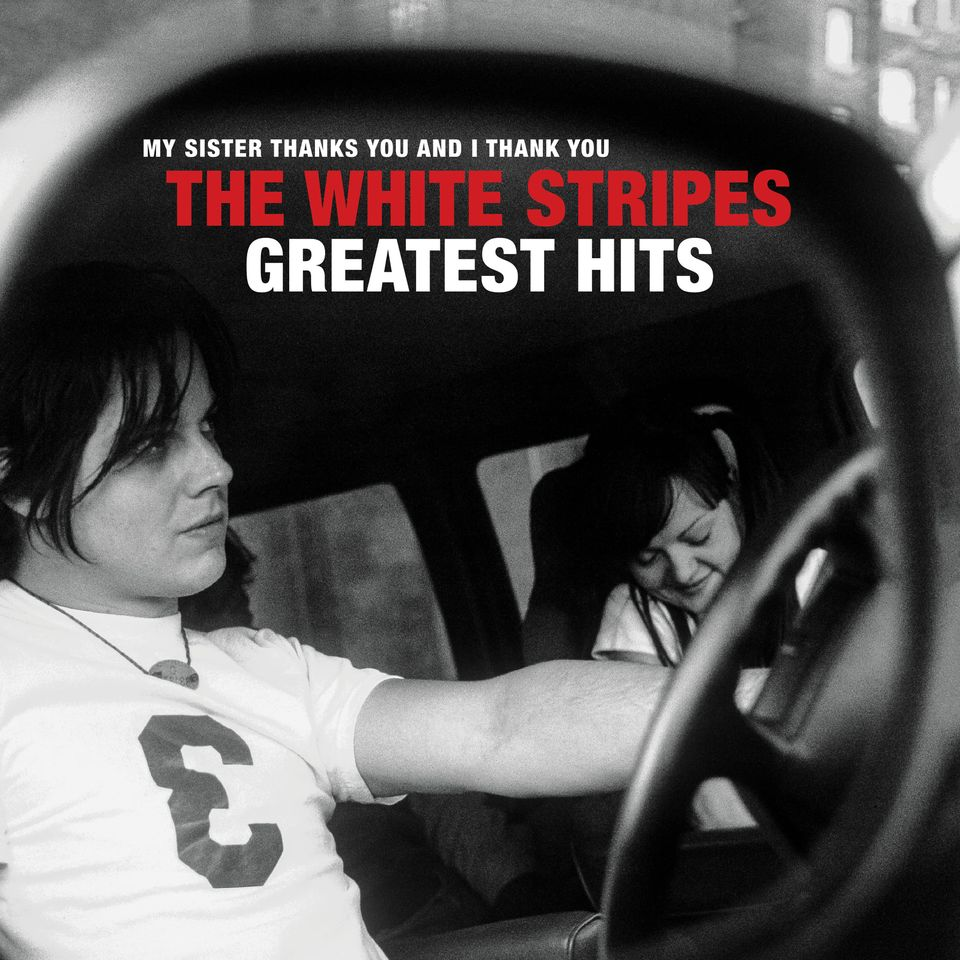 News – The White Stripes – Greatest Hits