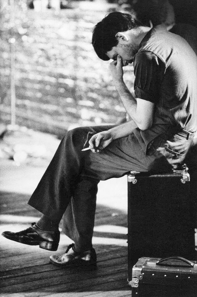 Mr Erudit – La bibliothèque de Ian Curtis