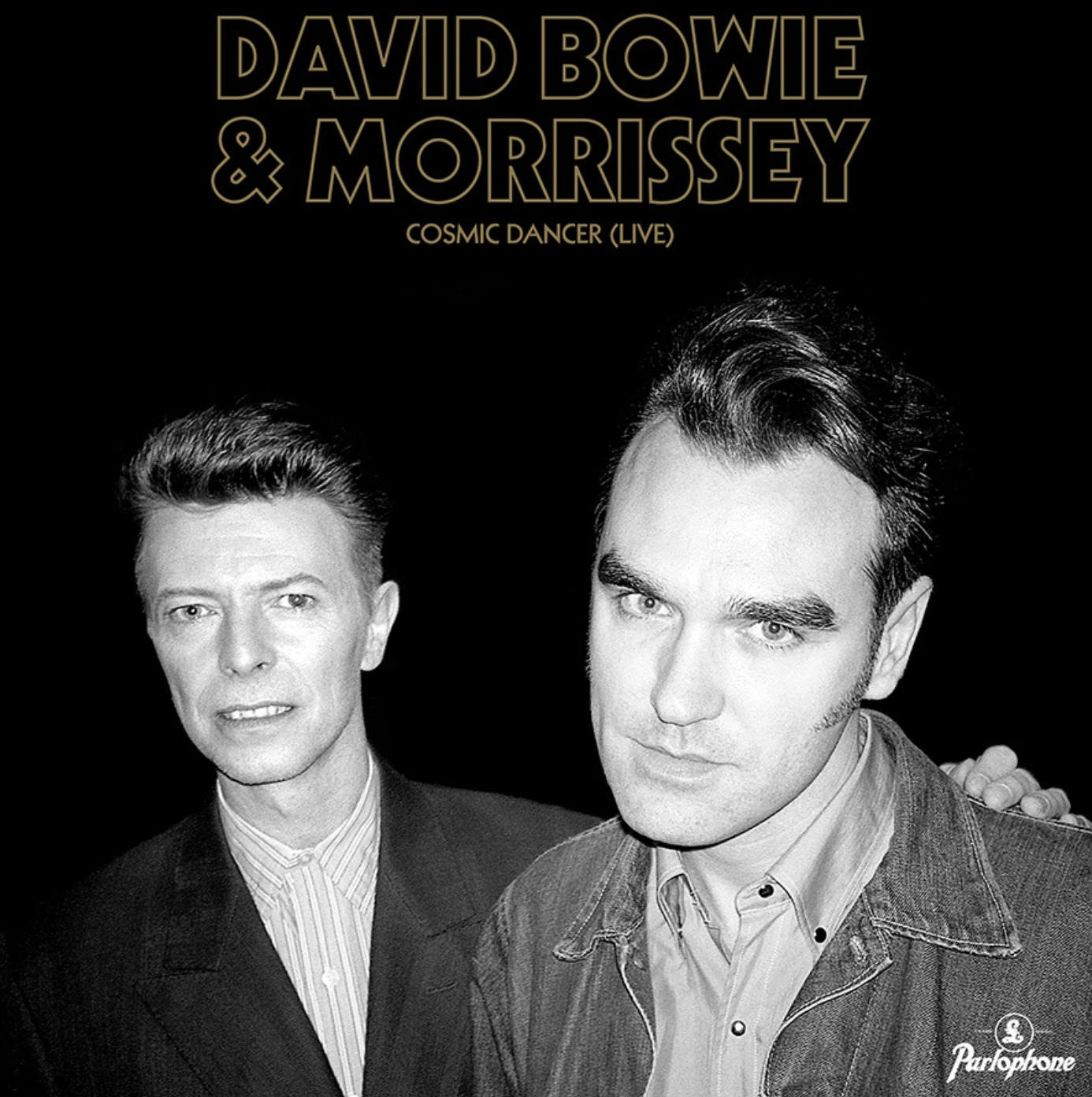 News – David Bowie & Morrissey – Cosmic Dancer (Live)
