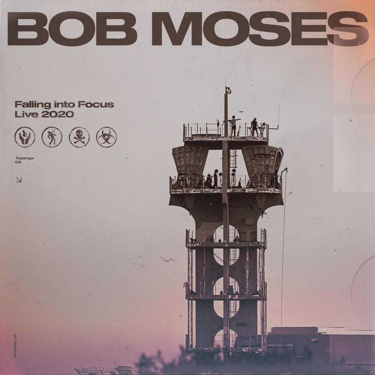 Electro News @ – Bob Moses – Falling Into Focus – Live 2020