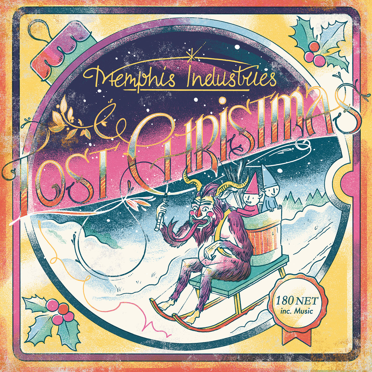 News – Lost Christmas – A Memphis Industries Festive Selection Box
