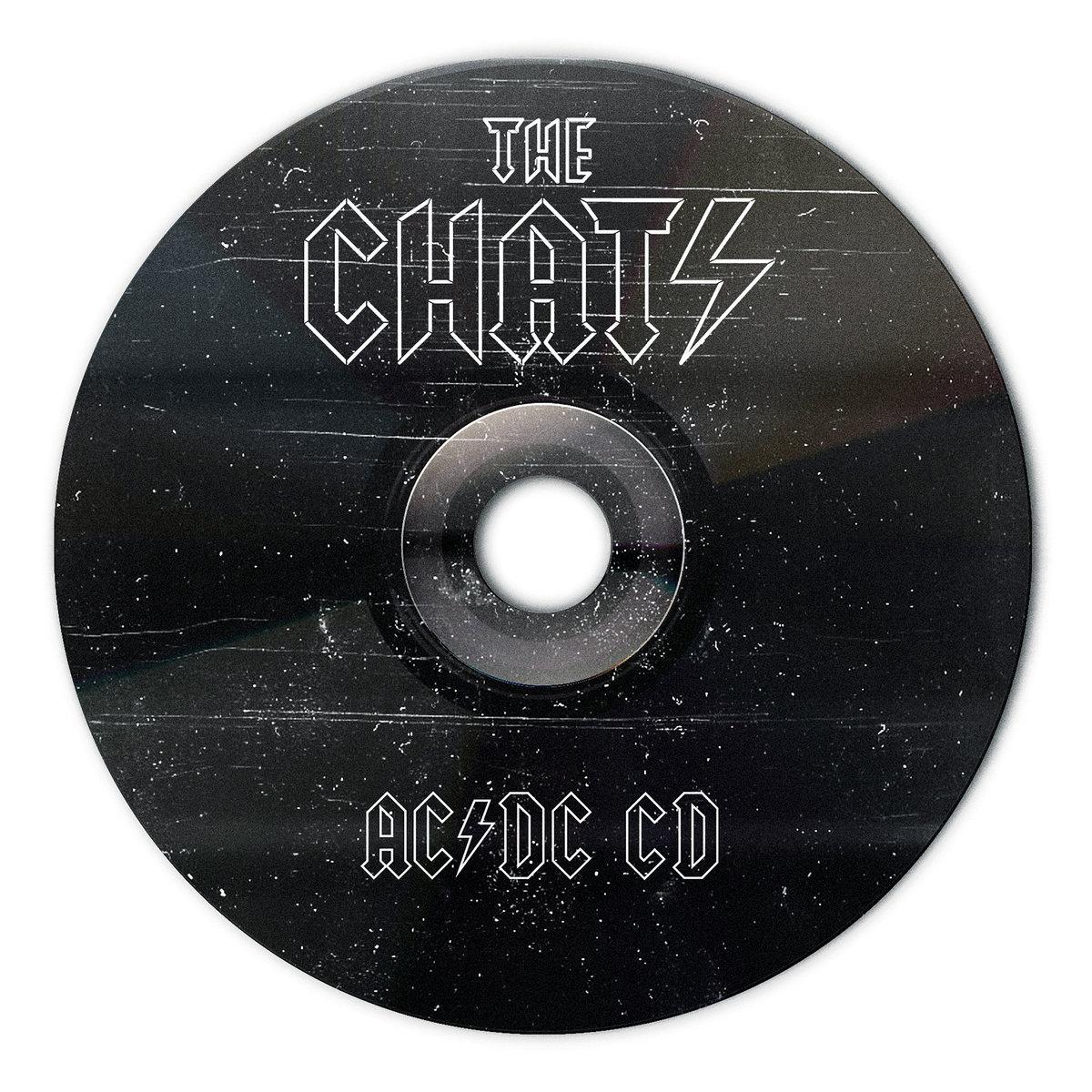 Activités très souterraines – The Chats – ACϟDC CD