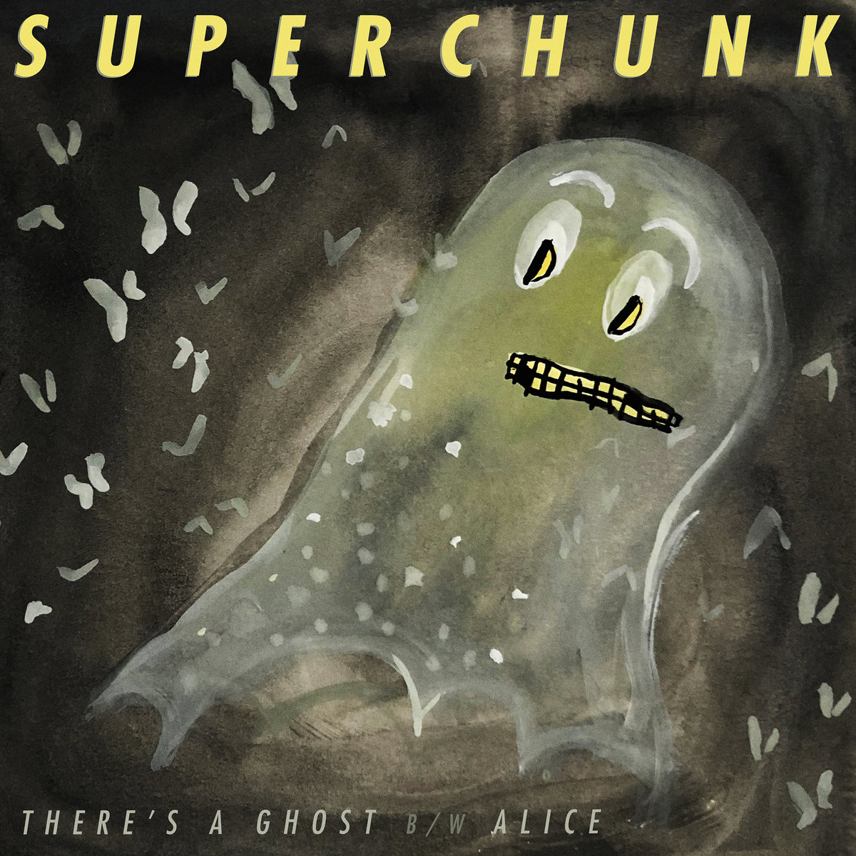 News – Superchunk – There's a Ghost / Alice