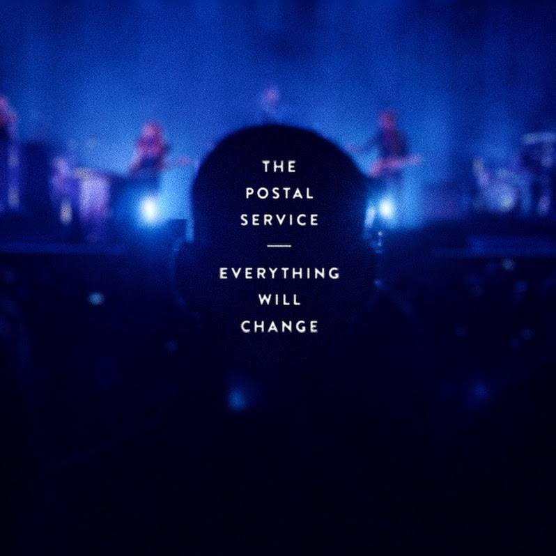 News – The Postal Service – Everything Will Change