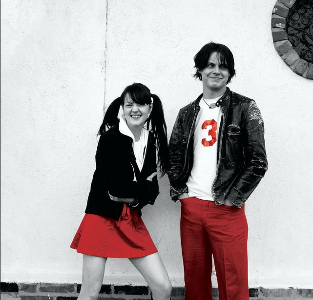 News – The White Stripes Greatest Hits – Apple Blossom