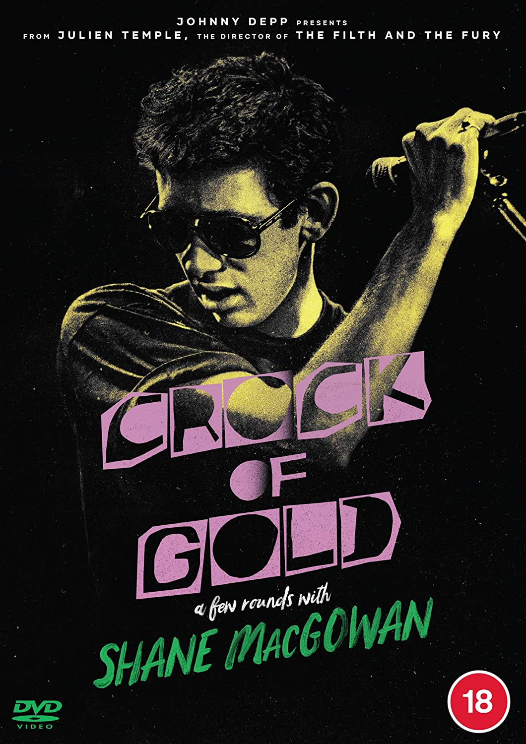 News – Crock of Gold – A Few Rounds with Shane MacGowan