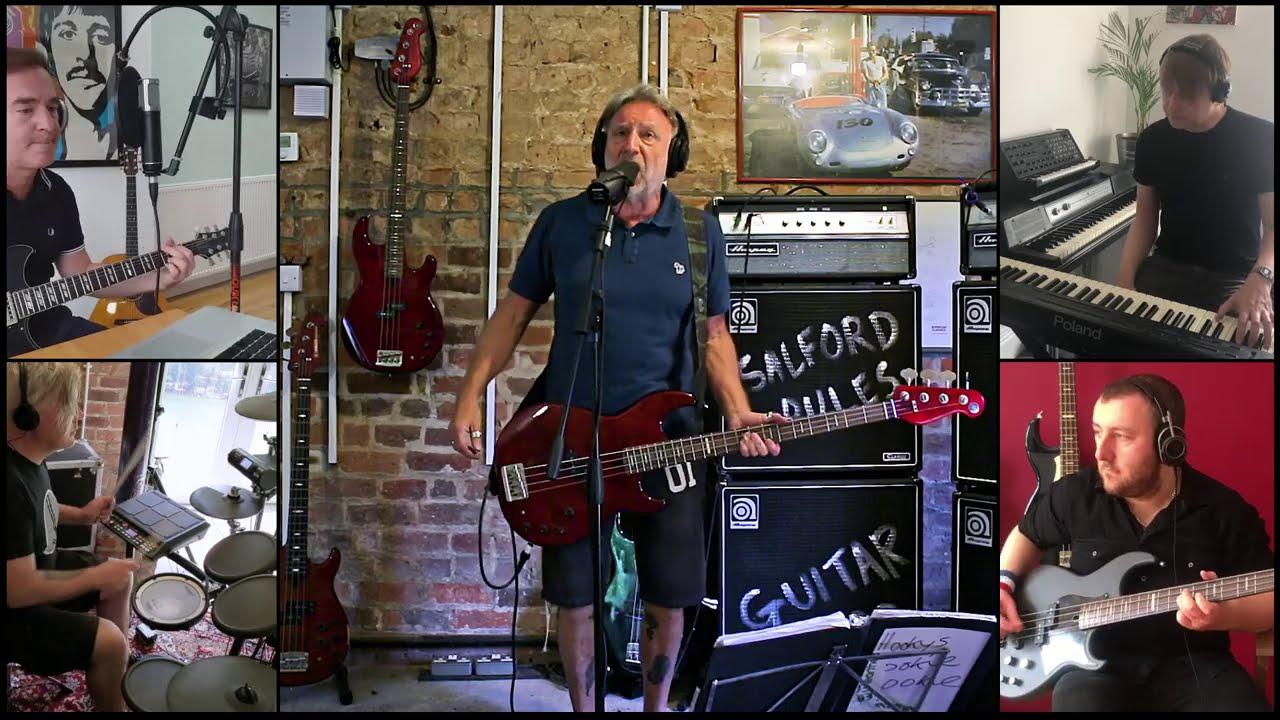 News – Peter Hook & The Light – Age of Consent – Live at Yamaha Guitars Open House