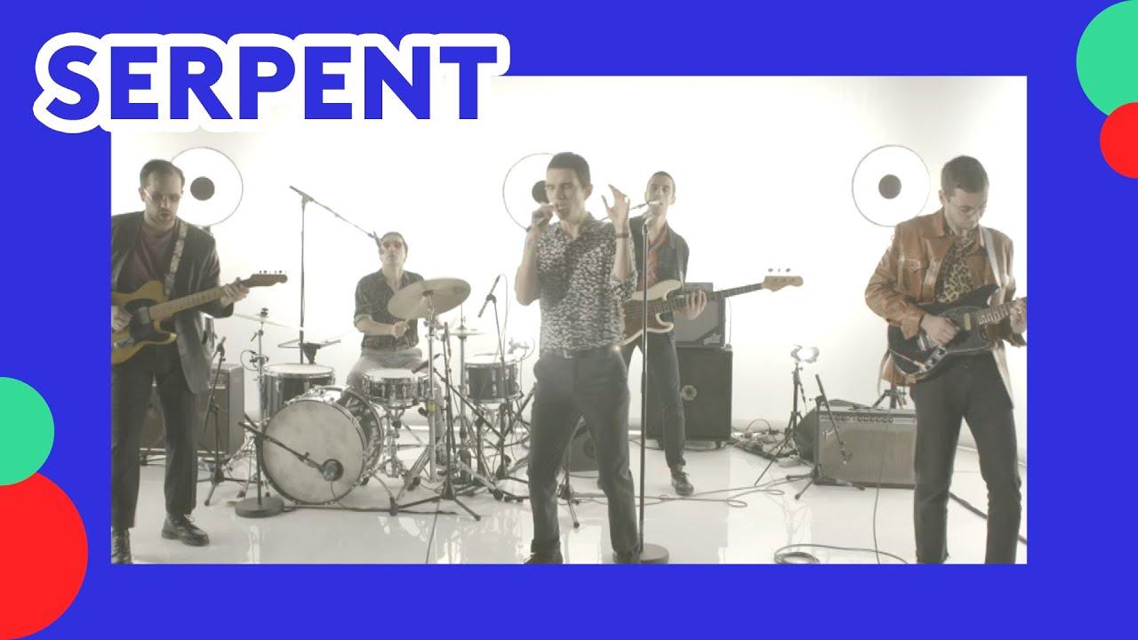 Le Live de la semaine – SERPENT – Basique, les sessions