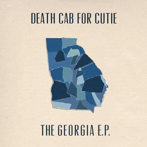 News – Death Cab for Cutie – The Georgia EP