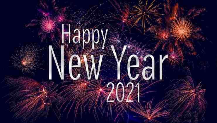 Bonne Année 2021 – Happy New Year 2021 – Feliz año 2021 – Frohes Neues Jahr 2021…