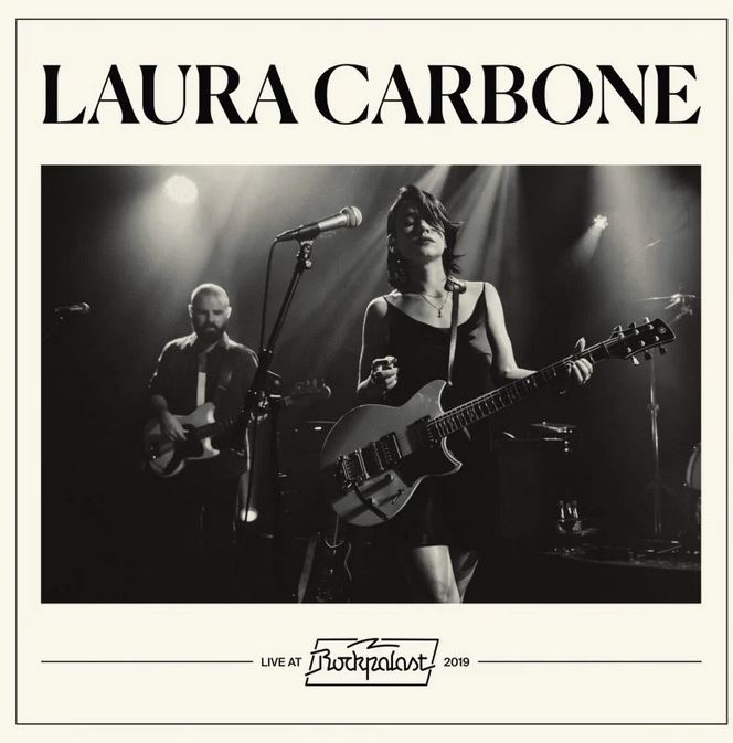 Le Live de la semaine – Laura Carbone – Cellophane Skin (Live at Rockpalast)