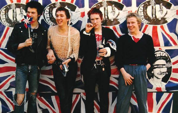 News – Pistol – Une mini-série sur les Sex Pistols