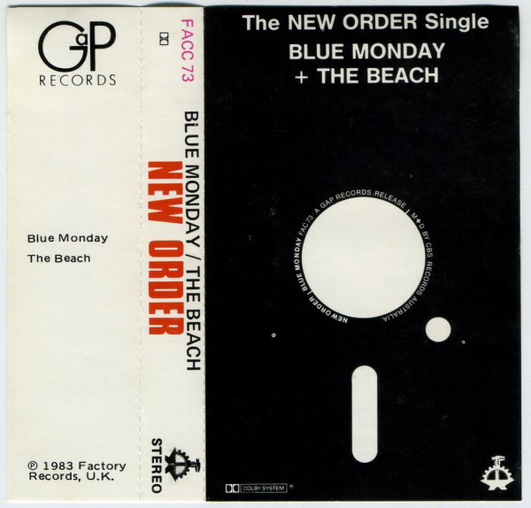 Curiosities – New Order – Blue Monday – Europe's Number One Music Show
