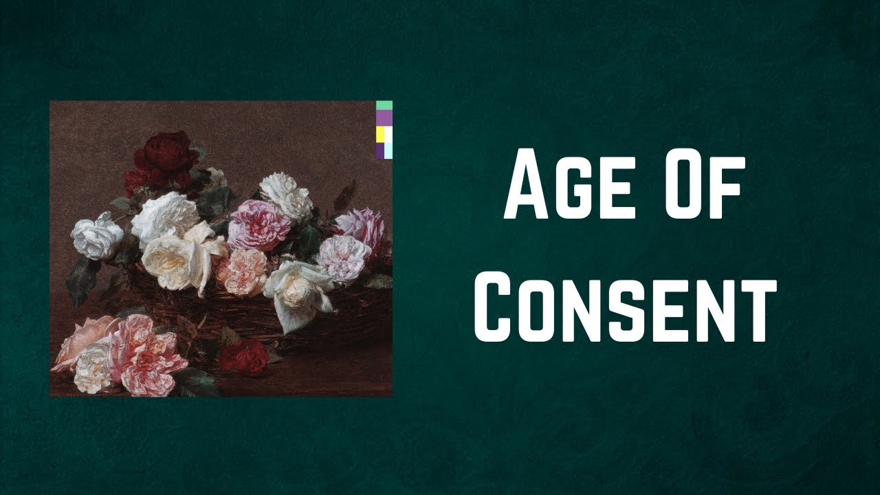 News – New Order – Age Of Consent – 2020 Remaster
