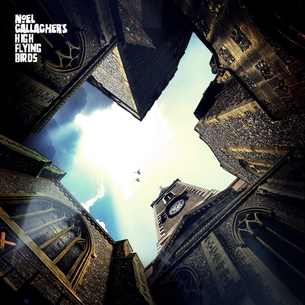 News – Noel Gallagher's High Flying Birds – We're Gonna Get There In The End (Demo)