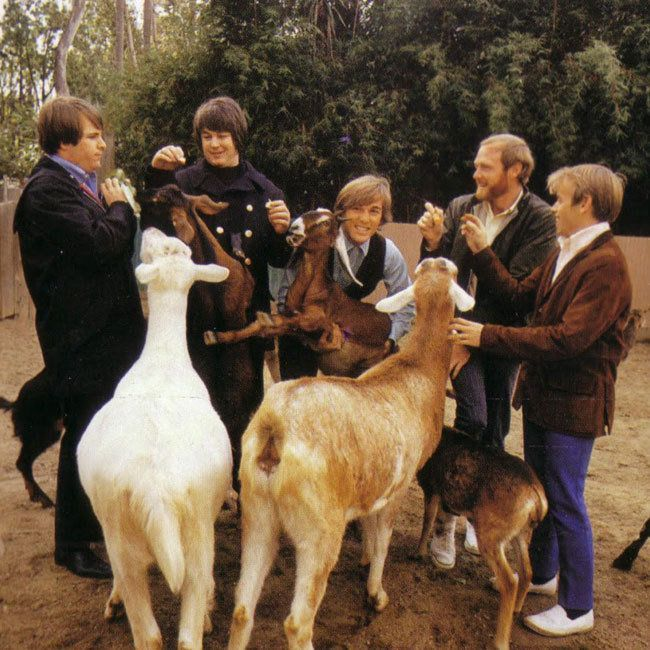 Curiosities – The Beach Boys au Zoo de San Diego Zoo – 1966