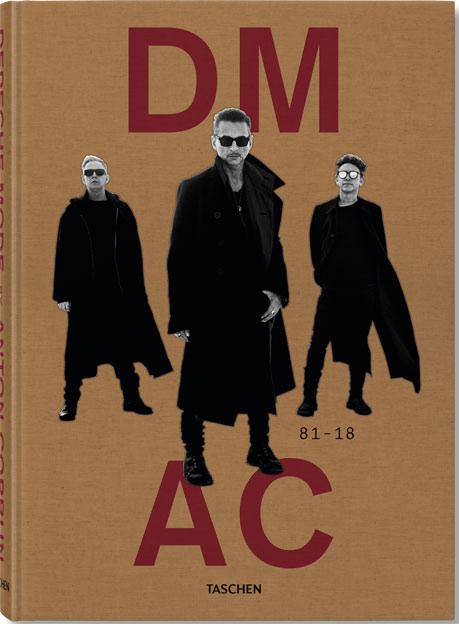 News Littéraires – Depeche Mode by Anton Corbijn – Edition standard