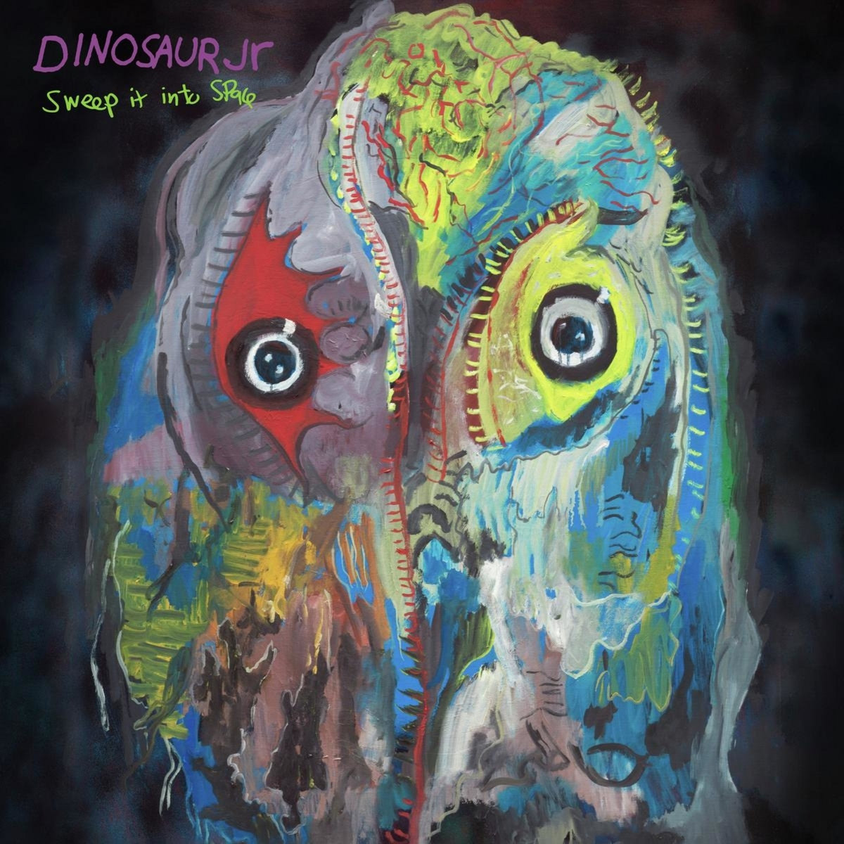 News – Dinosaur Jr – Sweep It Into Space