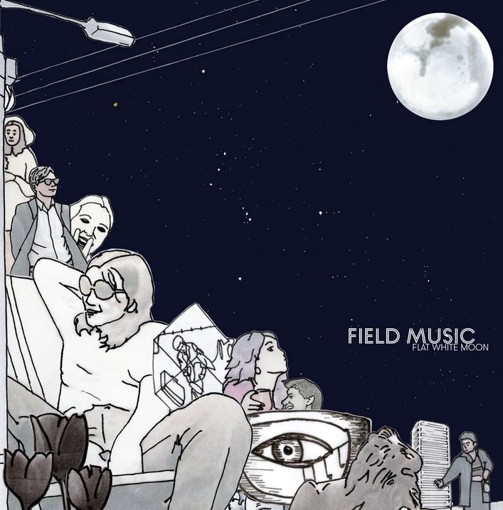 News – Field Music – Flat White Moon