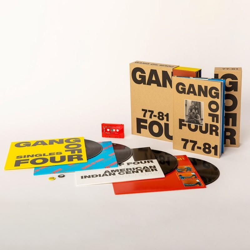 News – GANG OF FOUR: 77-81