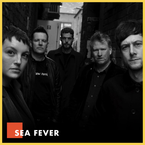 News – Sea Fever – Crossed Wires (Single Version)