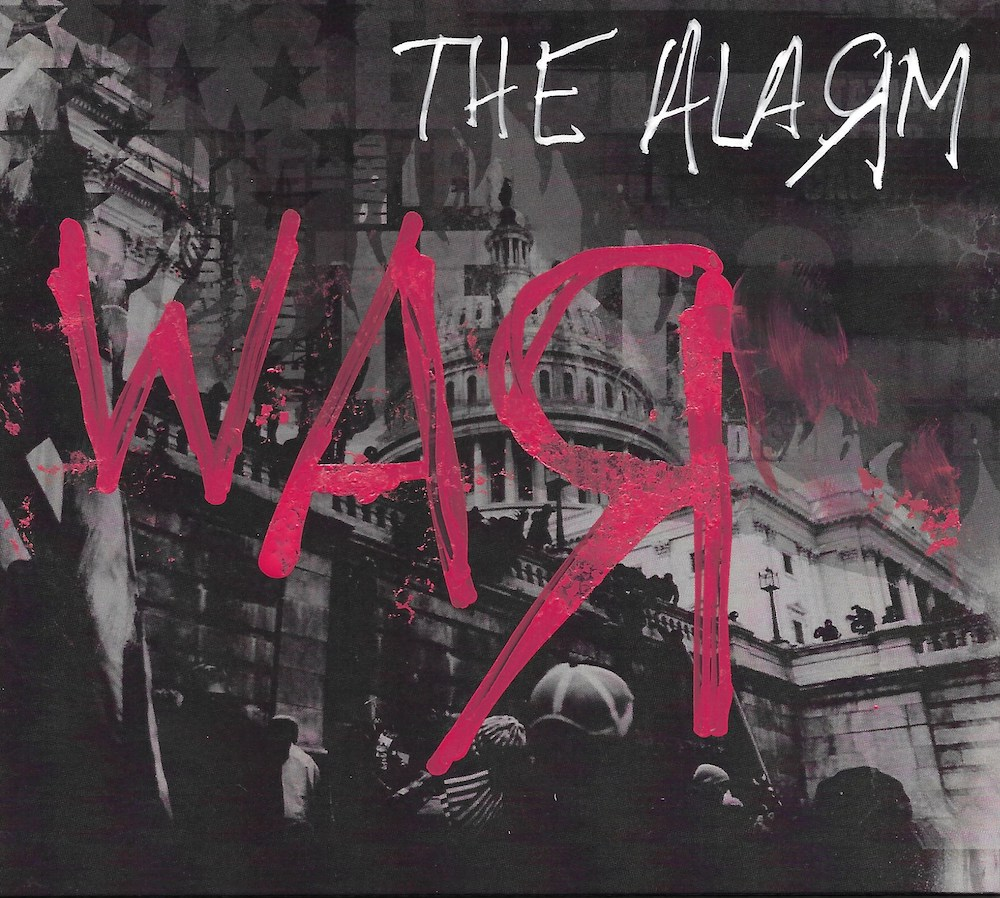 News – The Alarm – Safe From Harm (Massive Attack cover)