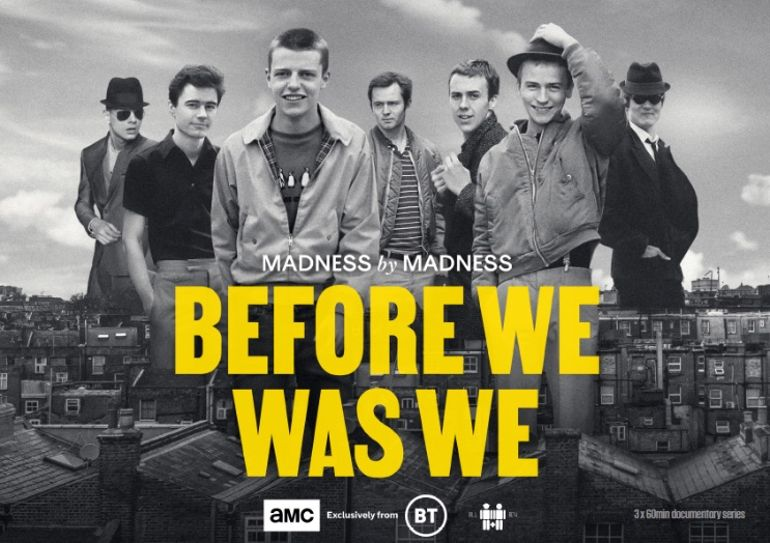News – Before We Was We: Madness By Madness