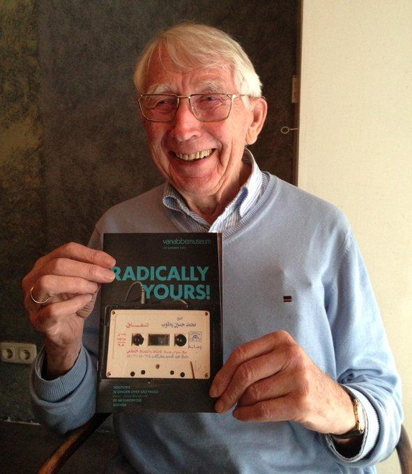 Bad News – Lou Ottens – L'inventeur de la cassette est décédé