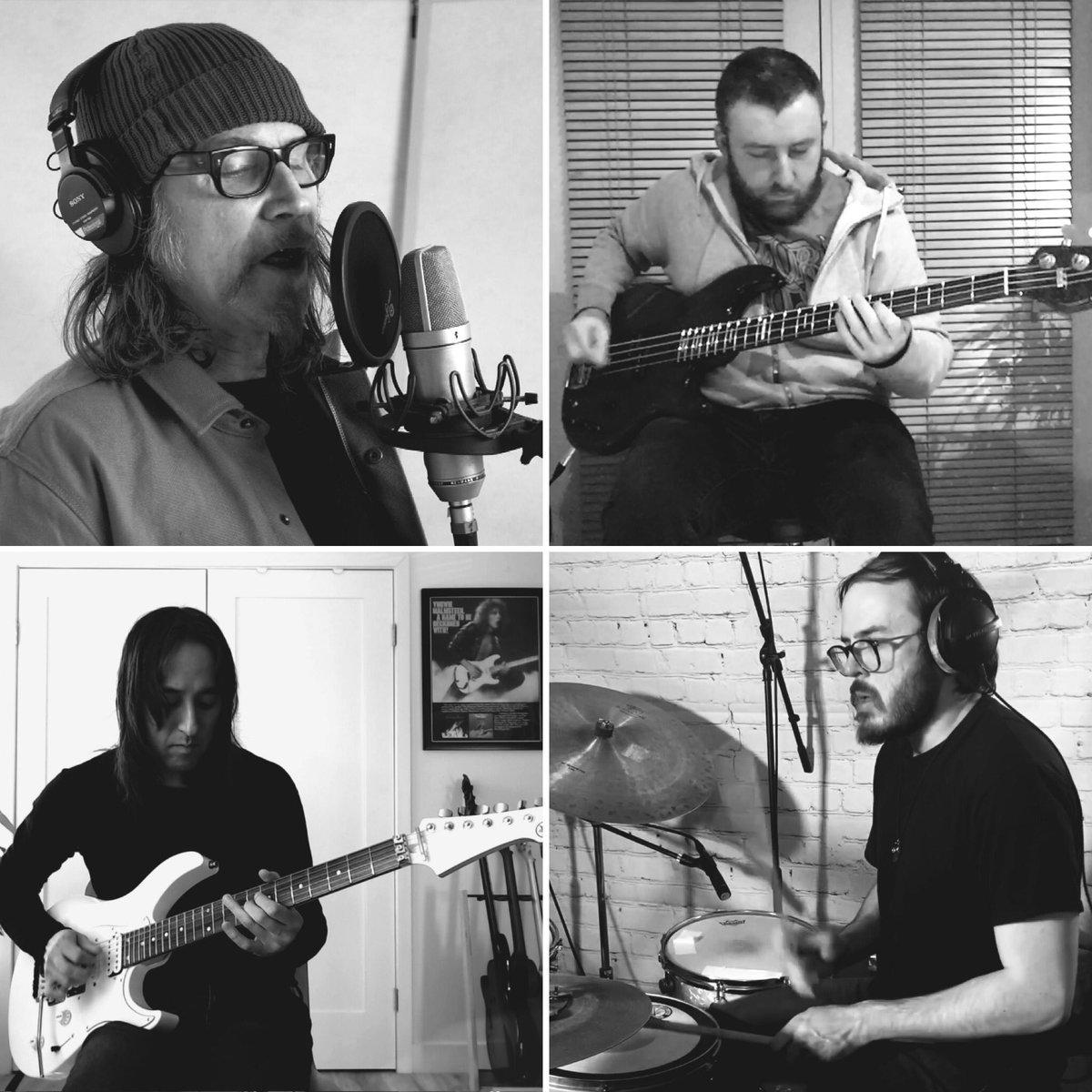 News – Mark Lanegan, Jack Bates, Jeff Schroeder & Shane Graham – Disorder (Joy Division cover)
