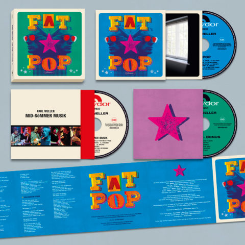 News – Paul Weller – Fat Pop (Volume 1)