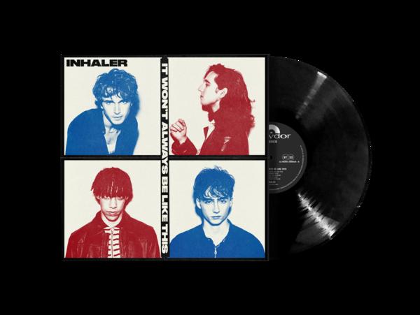 News – Inhaler – It Won't Always Be Like This – LP