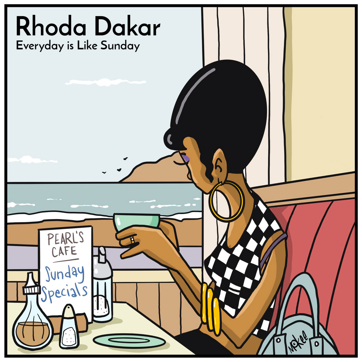 News – Rhoda Dakar – Everyday Is Like Sunday (Morrissey cover)