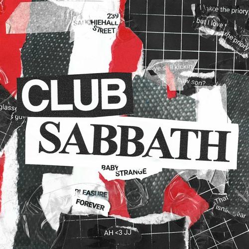 Single of the week – Baby Strange – Club Sabbath