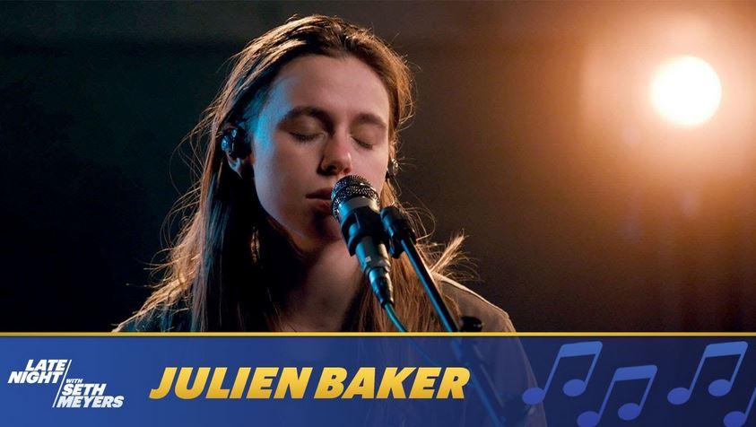 Le Live de la semaine – Julien Baker – Hardline – Late Night With Seth Meyers