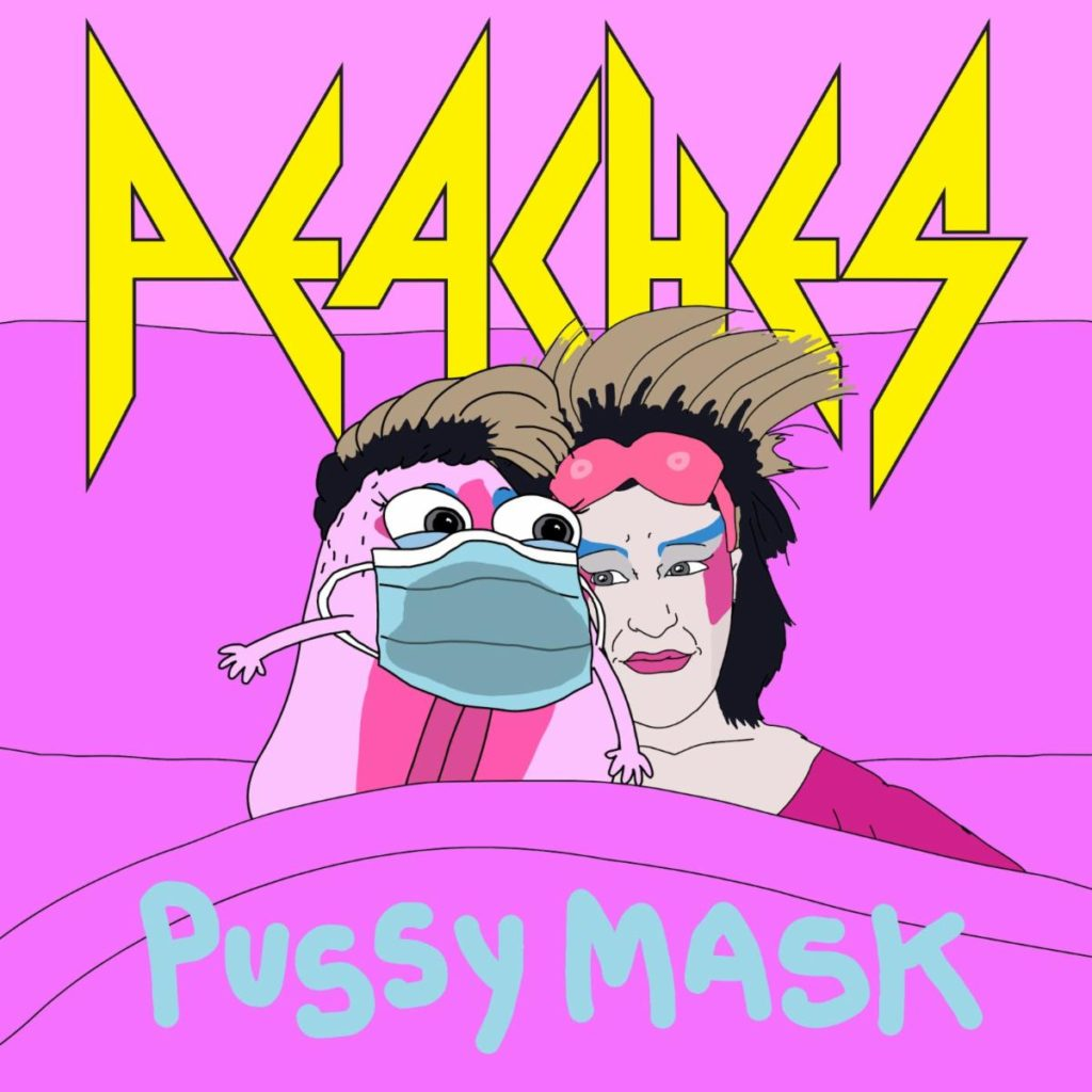 News – Peaches – Pussy Mask