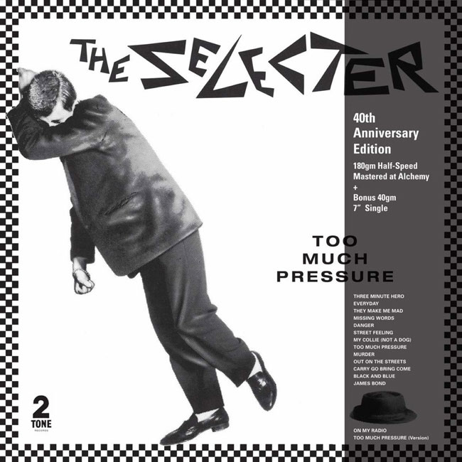 News – The Selecter – Too Much Pressure (40th Anniversary Edition)