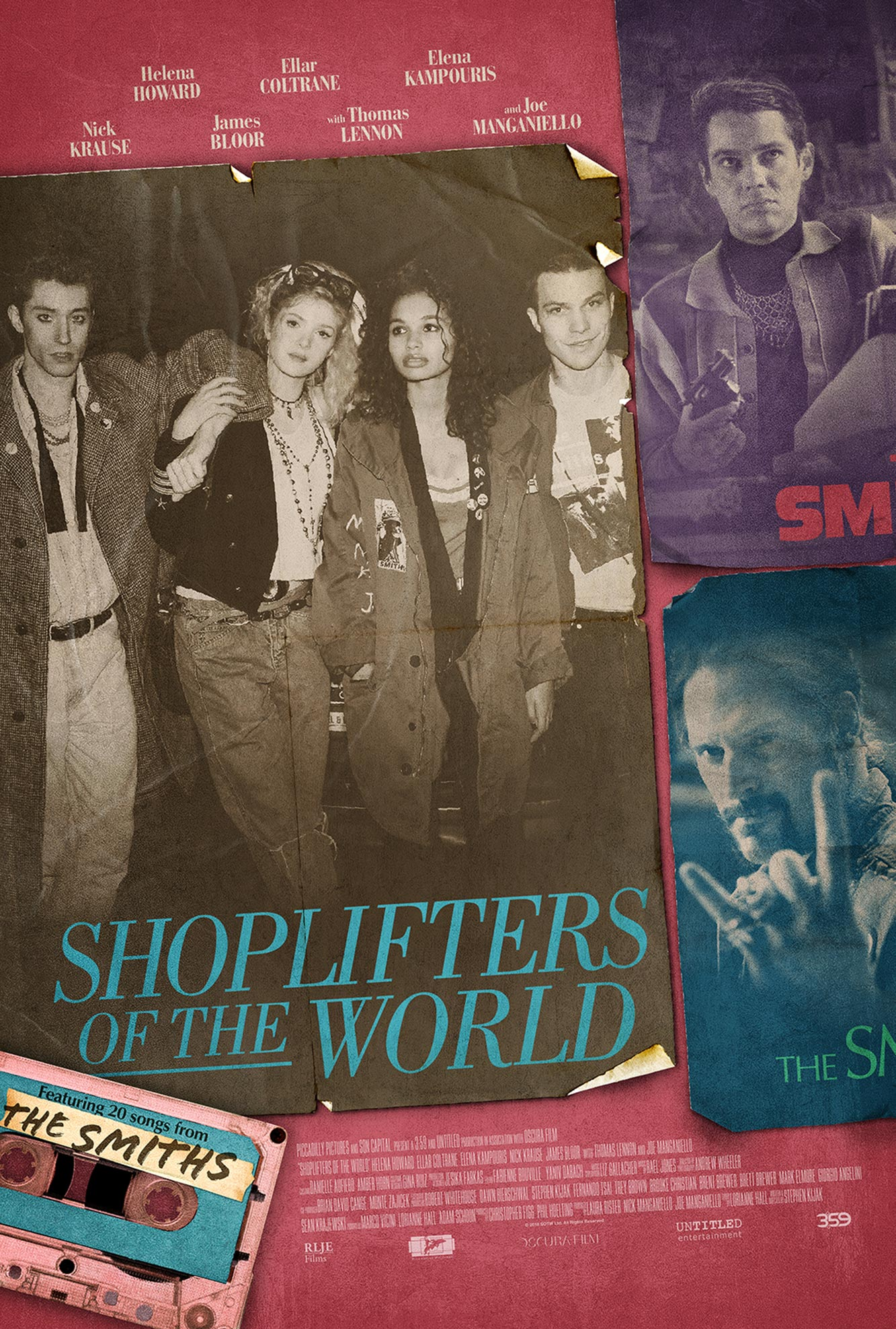 News – Shoplifters Of The World – Official Trailer