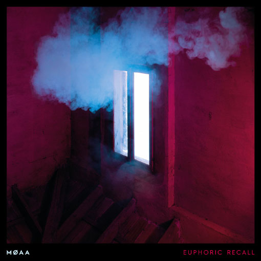 Post-punk shivers – MØAA – Euphoric Recall