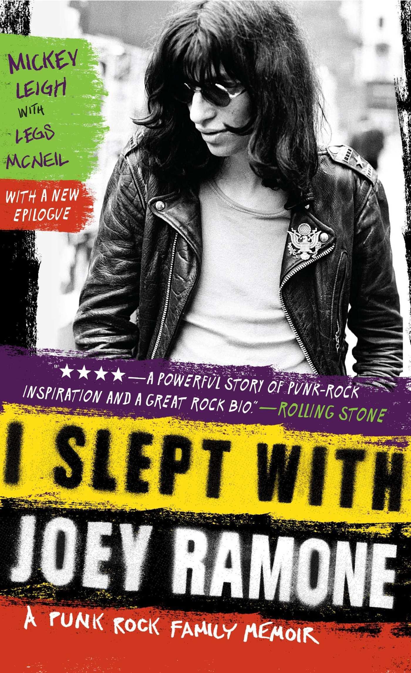 News – Biopic – I Slept With Joey Ramone